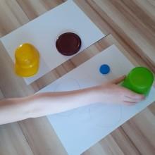 odrysowywanie i dopasowywanie kształtów