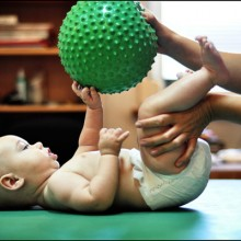 rozwój ruchu dziecka
